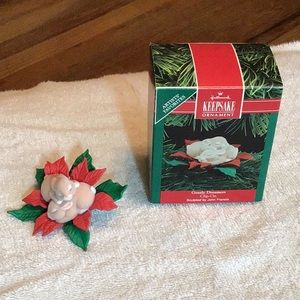 Hallmark Keepsake Gentle Dreamers rabbit ornament